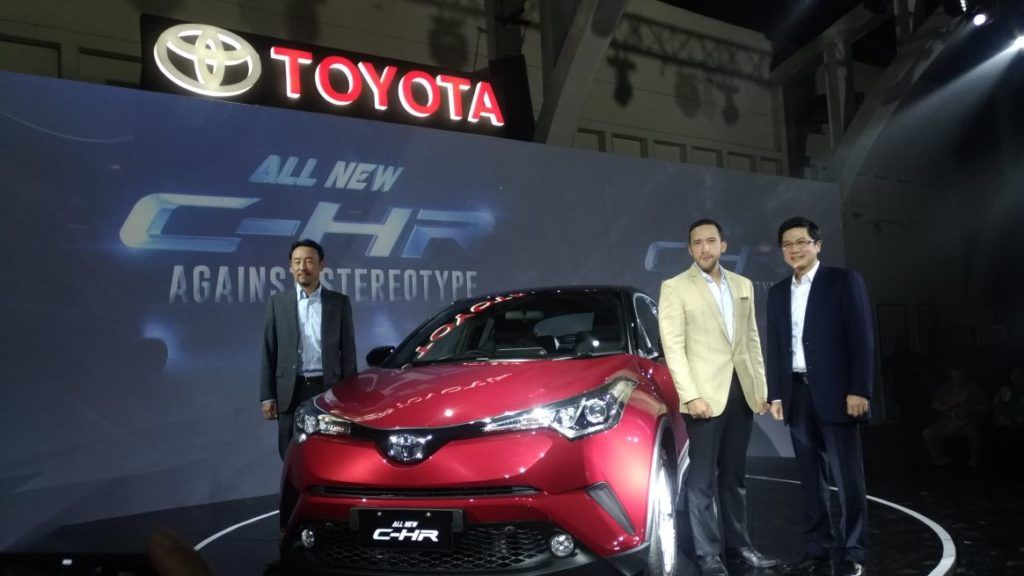 Toyota All New C-HR Diluncurkan