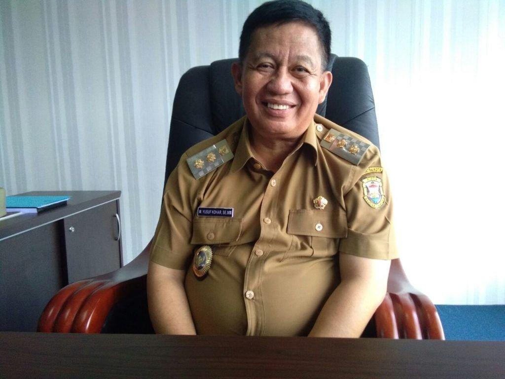 Plt Wali Kota Bandar Lampung Yusuf Kohar. LAMPUNG POST/DOK