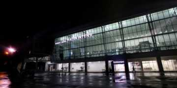 Bandara Raden Inten II. Lampung Post/ Ikhsan DNS