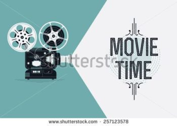 Si Doel Inspiratif. Kisah Si Doel kembali diangkat ke layar lebar. Foto diunduh dari https://www.shutterstock.com/image-vector/cool-retro-movie-projector-vector-detailed-257123578?irgwc=1&utm_medium=Affiliate&utm_campaign=Hans%20Braxmeier%20und%20Simon%20Steinberger%20GbR&utm_source=44814&utm_term=