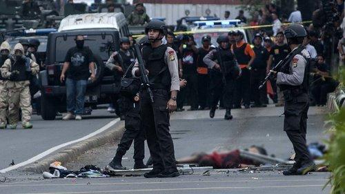 Densus 88 Tangkap Lebih Dari Satu Terduga Teroris di Lamteng