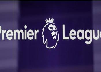 Logo English Premier League. (ISABEL INFANTES/AFP)