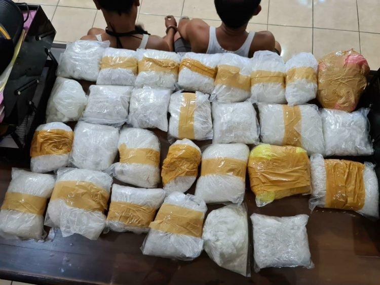 BNN Gagalkan Penyelundupan 131 Kg Sabu asal Malaysia