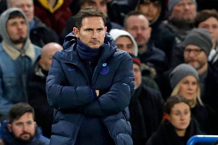 Frank Lampard  (AFP/ADRIAN DENNIS)